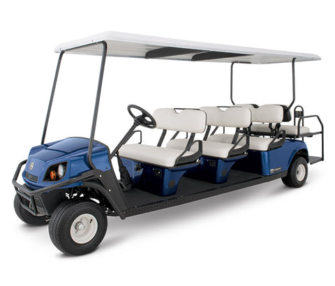 CUSHMAN SHUTTLE 8 (GAS/ELECTRIC)