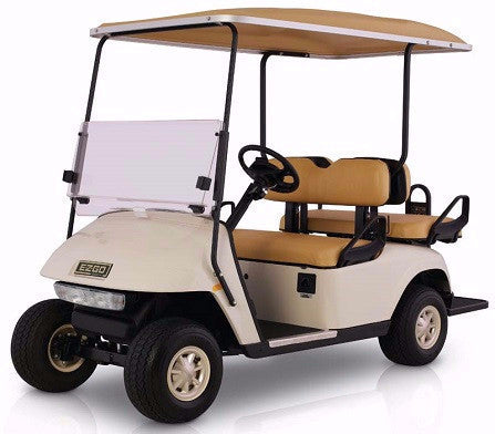 4-Passenger Golf Car Rental