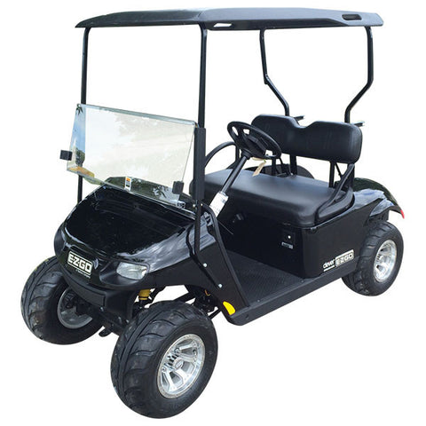"E-Z-GO TXT 2"" Mid-Rise Lift (Clears 20"" Tires)"