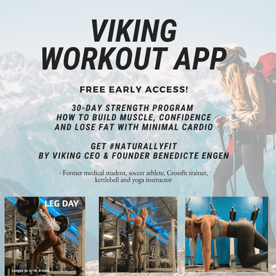 FREE STRENGTH PROGRAM APP ACCESS WITH ANY PURCHASE