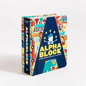 Alphablock-Books-The Enchanted Child