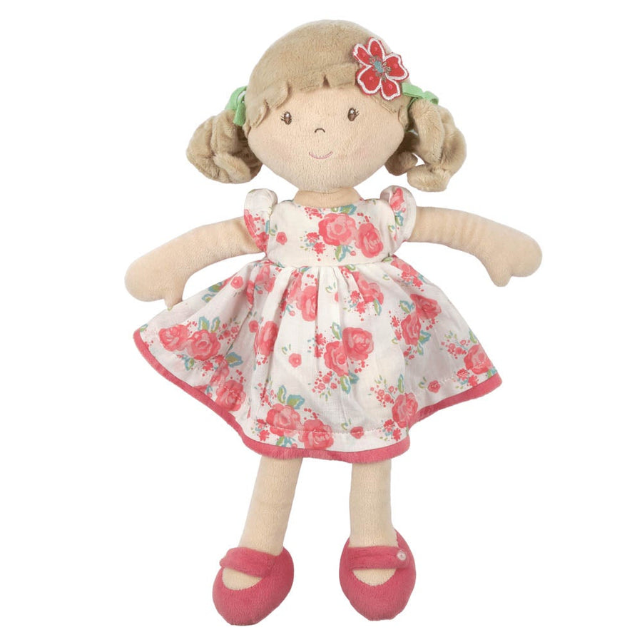 Scarlet Flower Doll-Bonikka-Childrens Boutique-The Enchanted Child