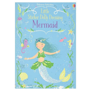 Little Sticker Doll Book: Mermaid-Usborne-The Enchanted Child