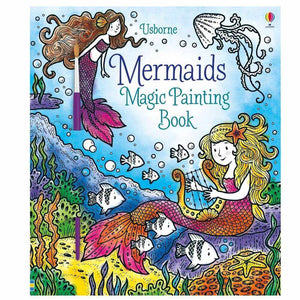 Magic Painting Book: Mermaids-Usborne-The Enchanted Child