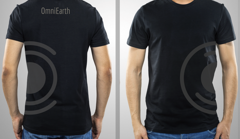 OmniEarth Men's Graphic T-Shirt