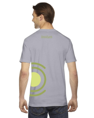 OmniEarth Men's Slate Graphic T-Shirt
