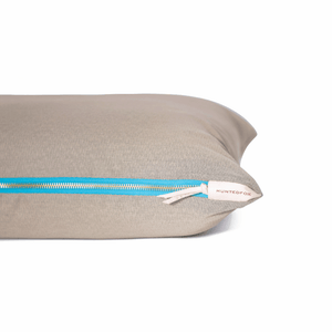 Solid Light Brown Pillow - H U N T E D F O X