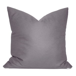 The Essential Accent Pillow - Smoke - H U N T E D F O X