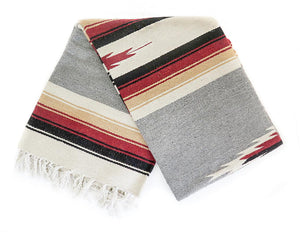 Geometric Serape |Graybest decor - HUNTEDFOX
