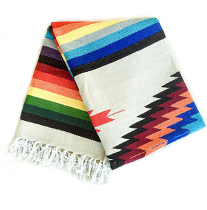 Diamond Serape | Rainbowbest decor - HUNTEDFOX