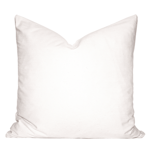 The Essential Accent Pillow - Natural White - H U N T E D F O X