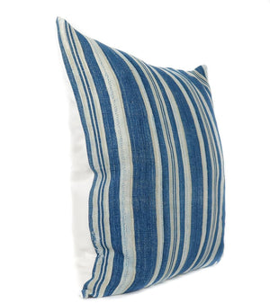 Modern Boho | Blue & White Mudcloth Pillowbest decor - HUNTEDFOX