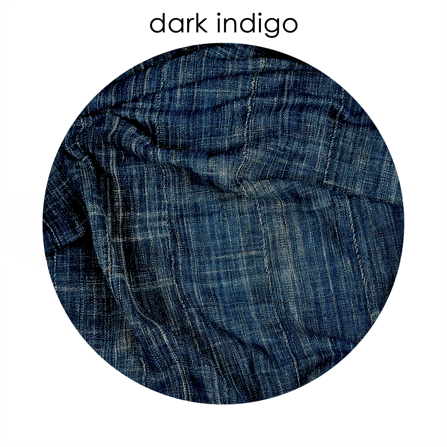 Cool Lightweight Round Ottoman Vintage Indigo Caraccident5 Cool Chair Designs And Ideas Caraccident5Info