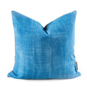 Modern Boho Man | HUNTER African Indigo Pillowbest decor - HUNTEDFOX