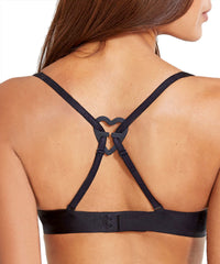 Bra Strap Connector - Black, Clear & Nude