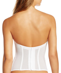 Caress Low Back Bridal Bustier