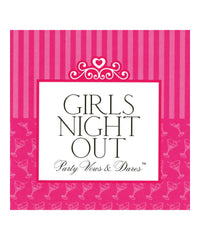 Girls Night Out - Party Vows
