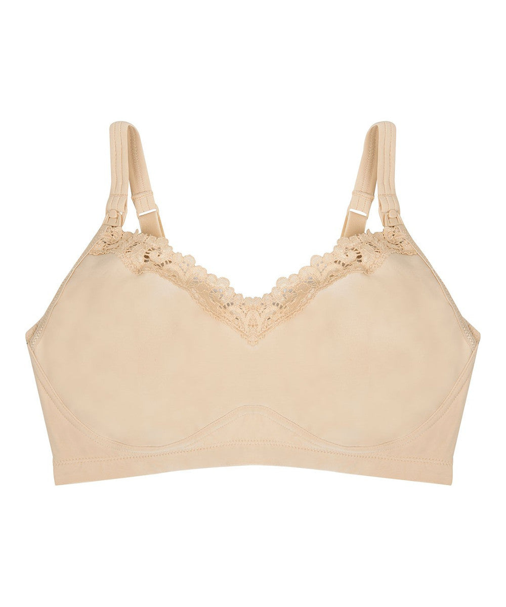 Mia Maternity Bra - Black or Nude