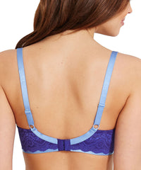 Madeline Maternity Bra - Royal Blue