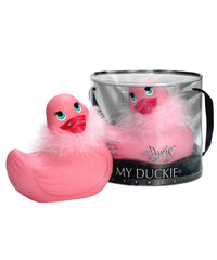 I Rub My Duckie Pink