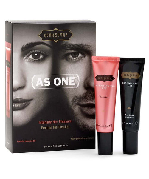 As One - Intensify Plus for Her & Pleasure Balm for Him