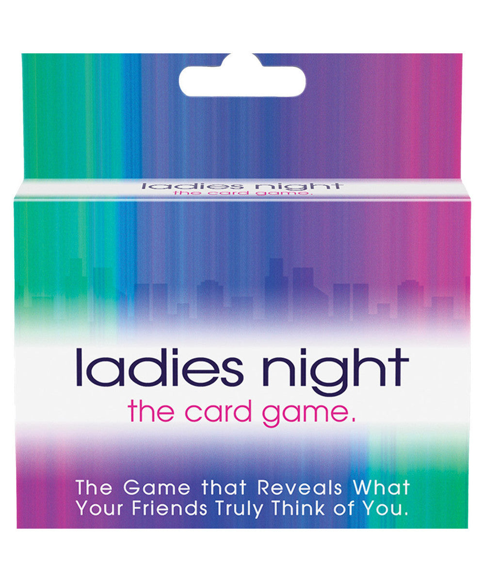 Ladies Night Card Game