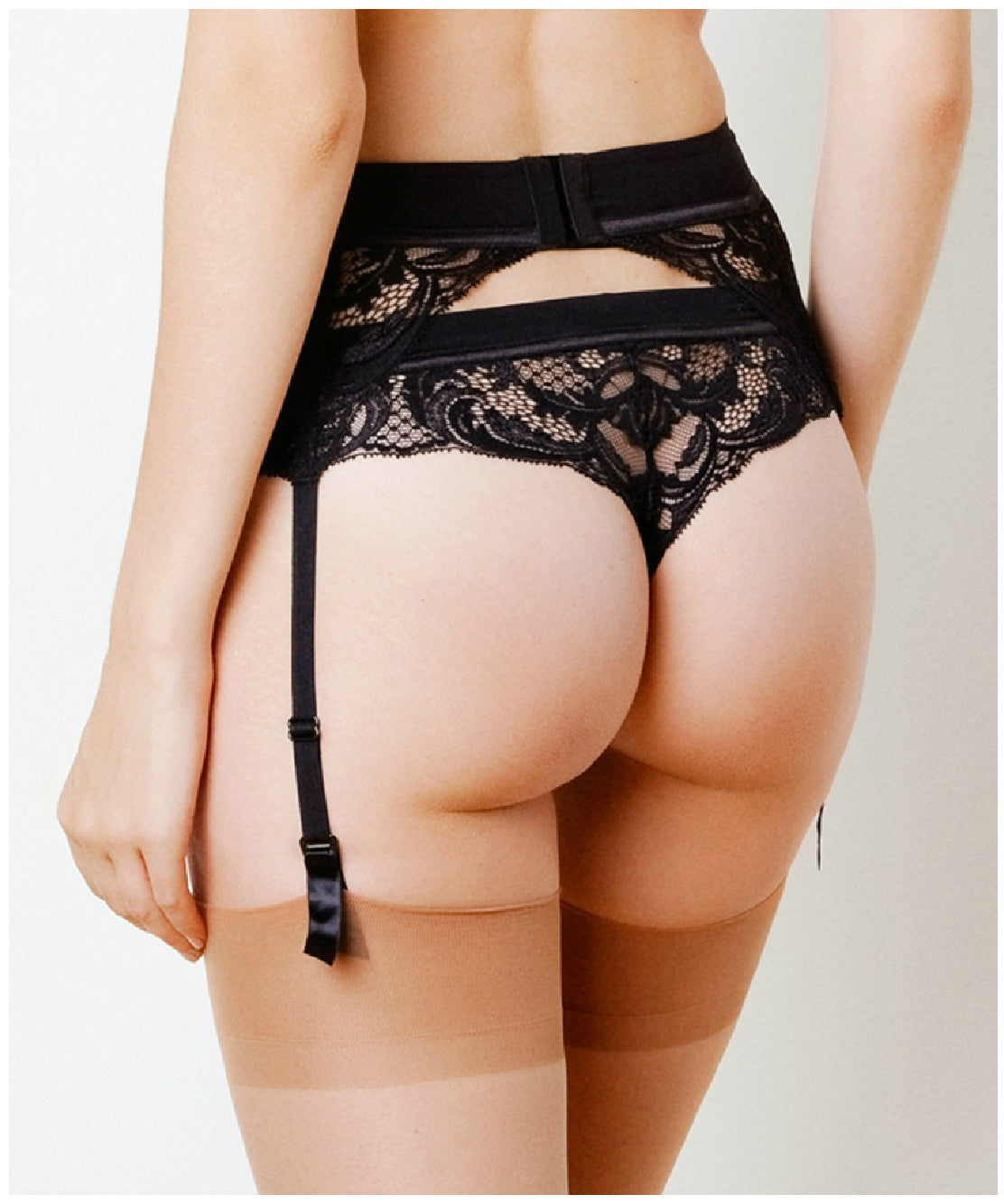 Piccadilly Garter Belt