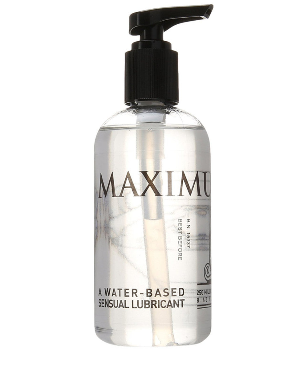 Maximus Water Based Anal Lubricant - Out of Stock