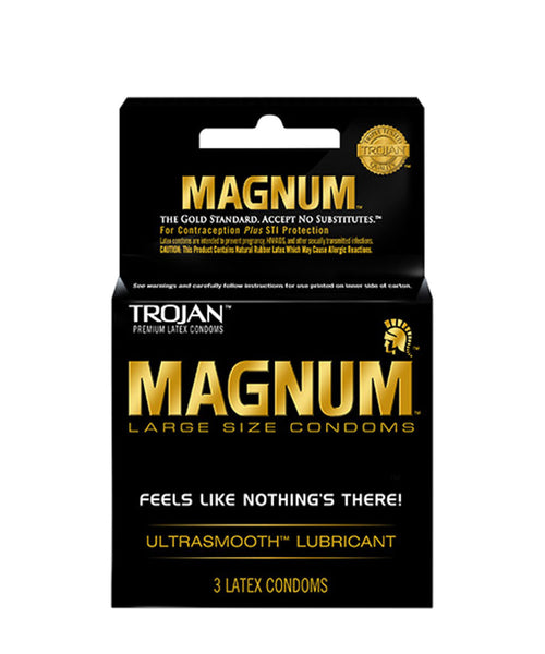 Magnum Large Condoms