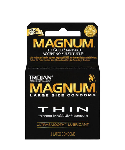 Magnum Thin Large Condoms