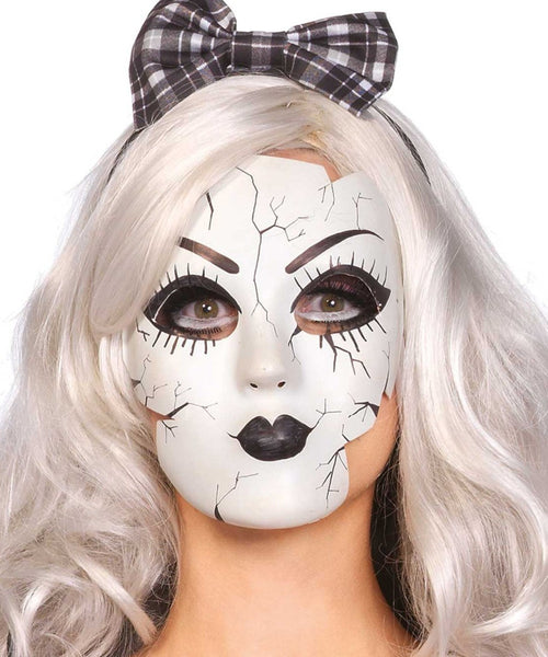 Porcelain Doll Mask