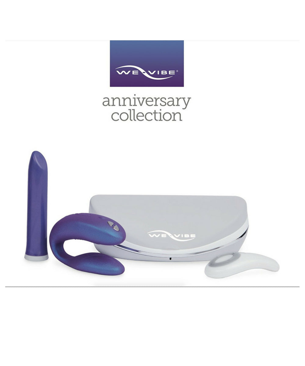 We-vibe Sync and Tango 10th Anniversary  Collection