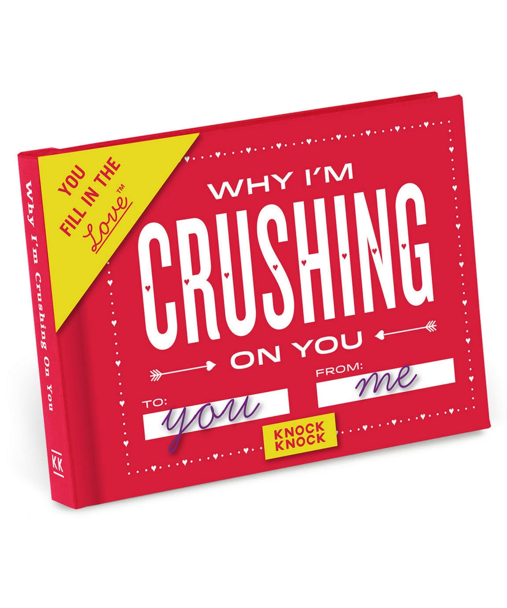 Why I'm Crushing on You Activity Book