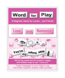 Word for Play: Love & Romance