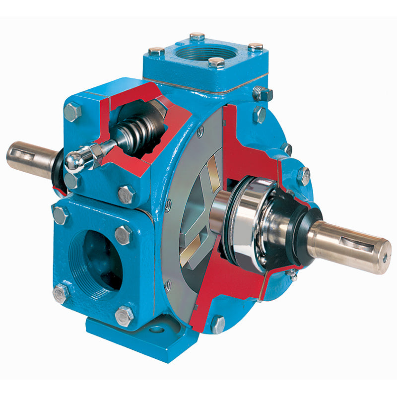 Blackmer TXD2A Positive Displacement Truck Pump
