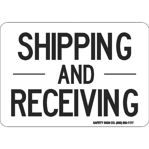 SHIPPING-AND-RECEIVING (BLACK/WHITE)