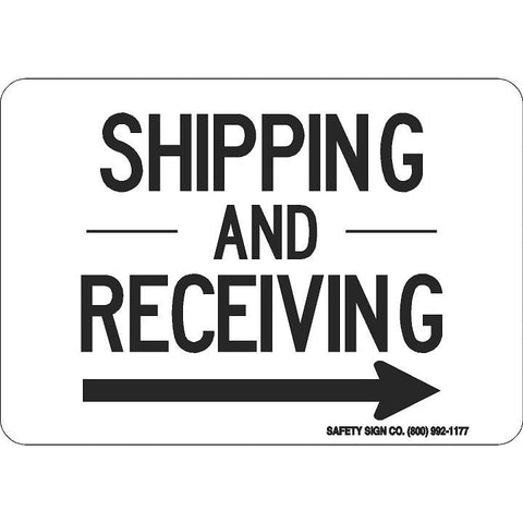 SHIPPING-AND-RECEIVING (RIGHT ARROW) (BLACK/WHITE)