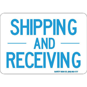 SHIPPING-AND-RECEIVING (BLUE/WHITE)
