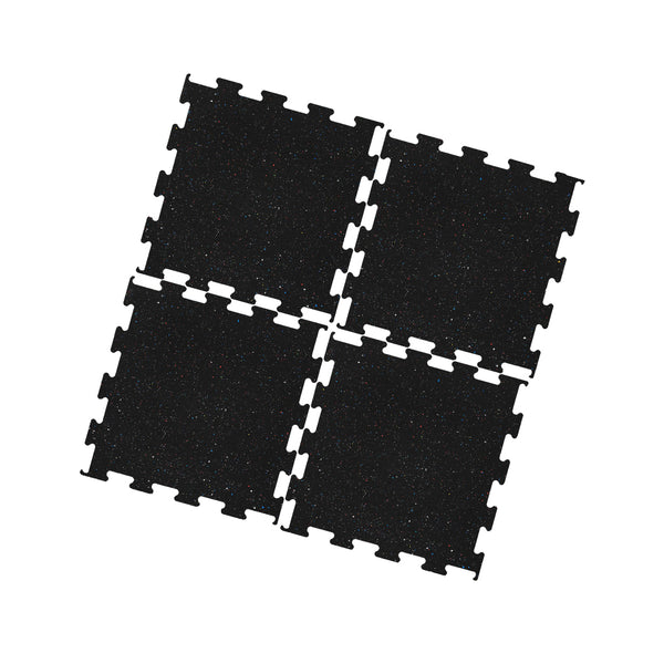 MINI PUZZLE RUBBER PANELS 8MM MULTICOLOR