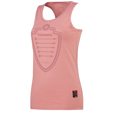 Damski Tank Top Arrow Powder Pink