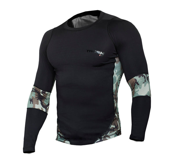 Supercharger Long Sleeve (Camo)