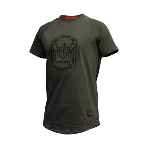 T-Shirt ThornFit Shield Green