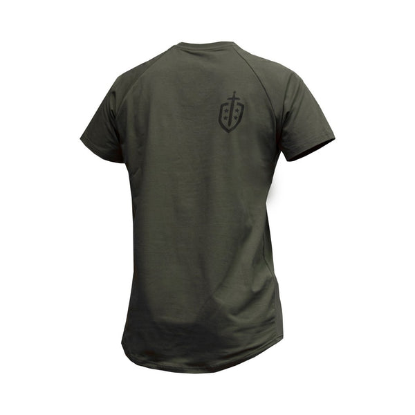 T-Shirt ThornFit Wings Army Green
