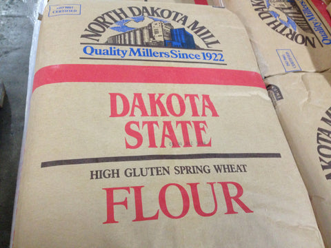October Special! North Dakota State Millers Patent Flour