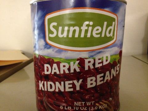 December Special! Canned Red Kidney Beans