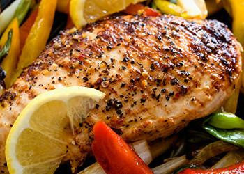 December Special! Chicken Breasts