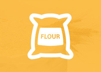 General Mills Full Strength Bleached Patten Flour