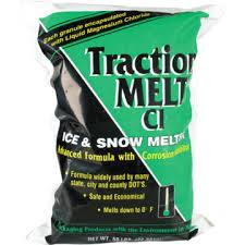 Traction Ice Melt 50# Bag