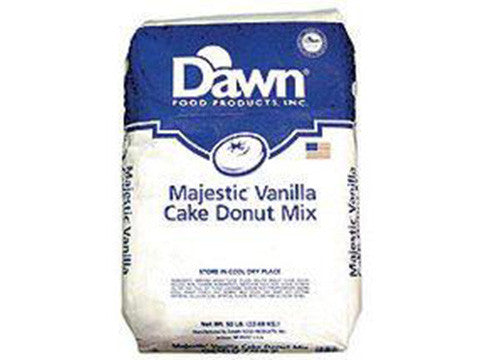 Dawn Majestic Vanilla Cake Donut Mix