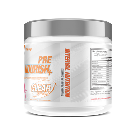 Pre Nourish Plus Clear